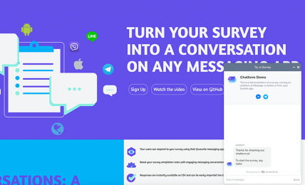 chatform survey