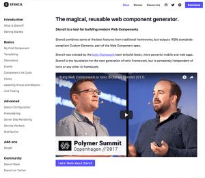 The magical, reusable web component generator