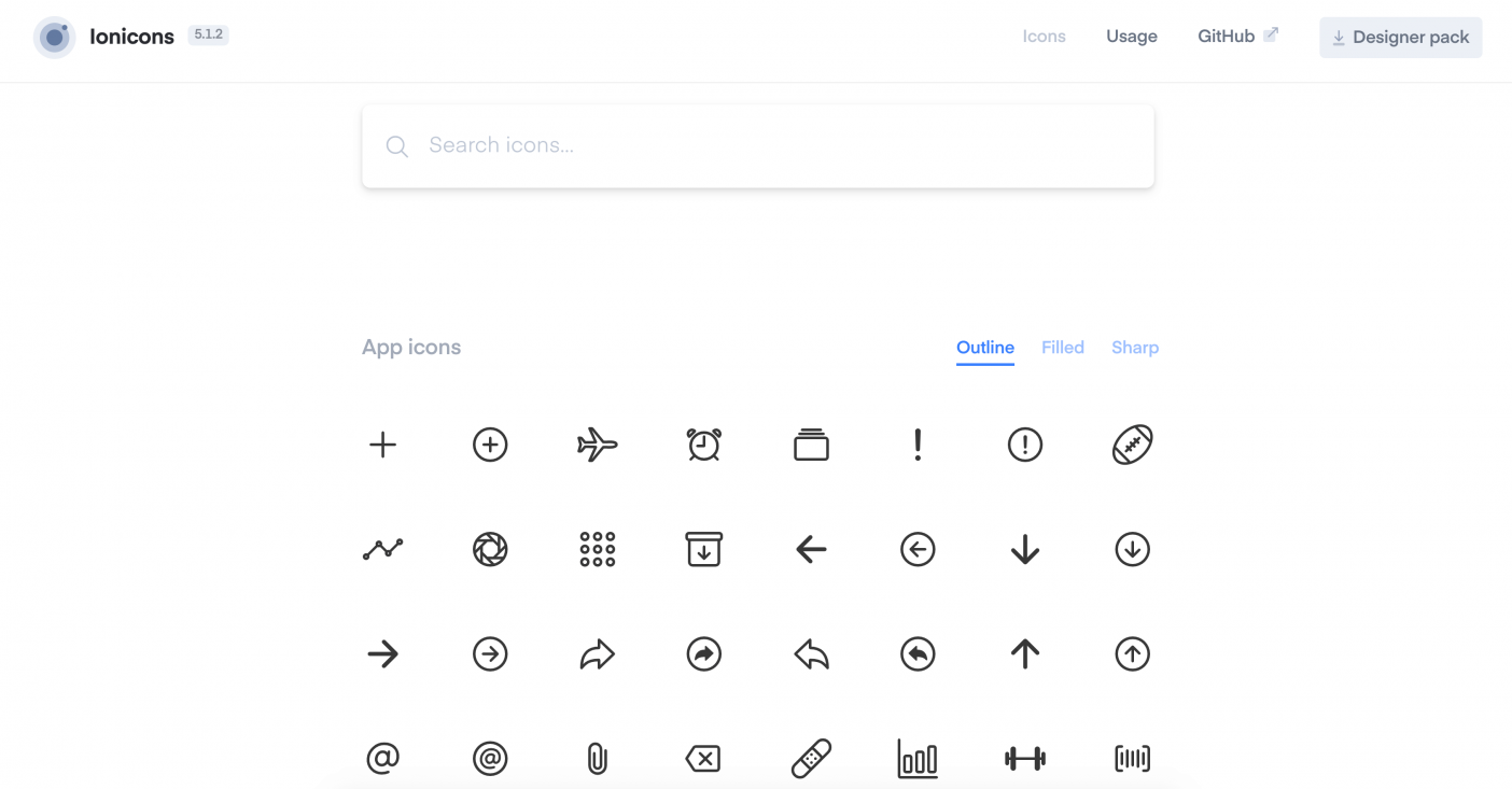 6 Best Icon Libraries To Use In 2020 The World Wide Web Magazine