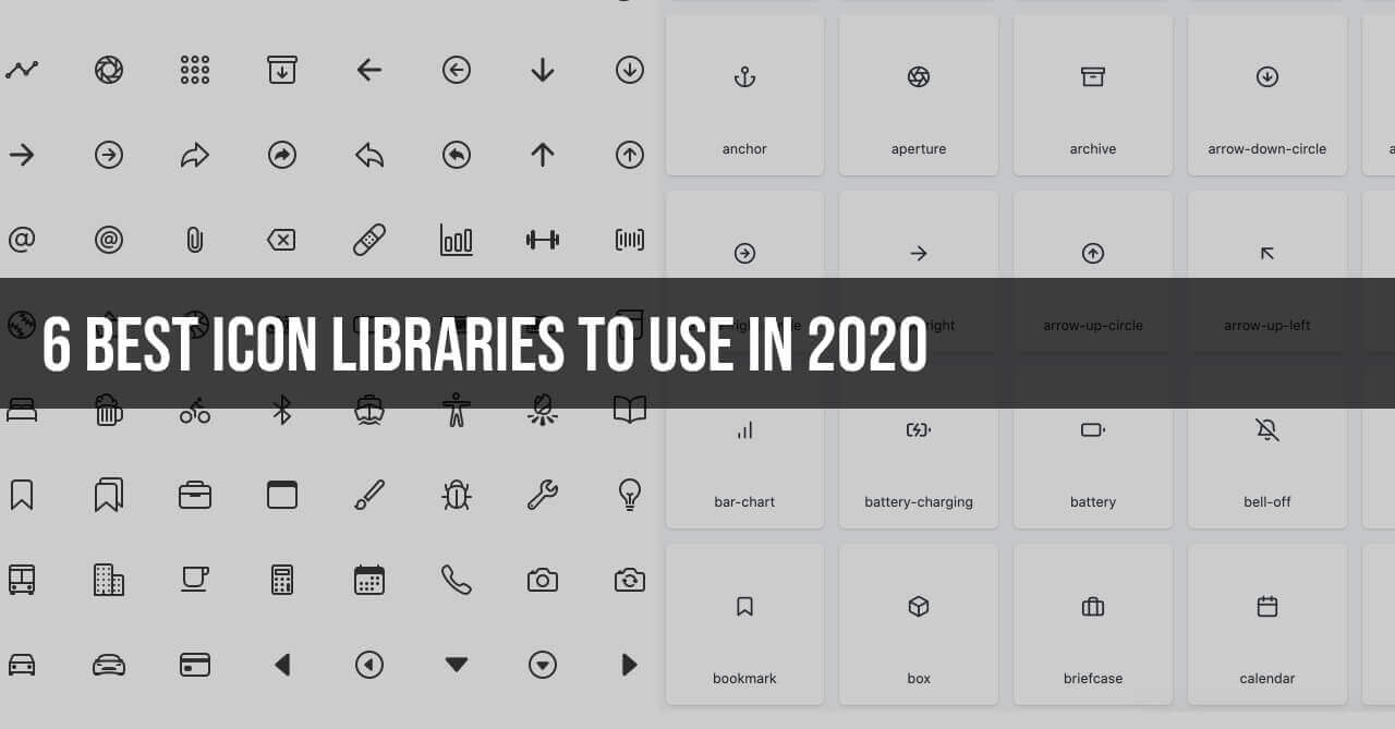 icon-libraries