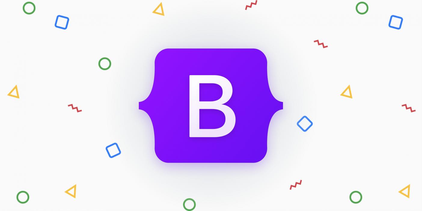 bootstrap V5 new logo